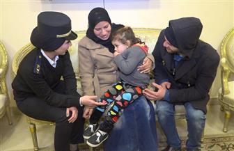 القبض على المتهمين باختطاف طفلة وإعادتها لأهلها في مدينة بدر