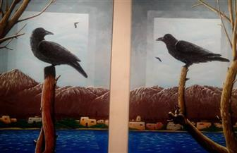معرض فني لنتاج مراسم طور سيناء وملتقى نحت الحديد بمركز الهناجر | صور