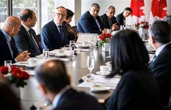 السفير أحمد أبو زيد يطرح أهم التحديات التي تواجه المنطقة ودور كندا المطلوب لدعم السلام|صور
