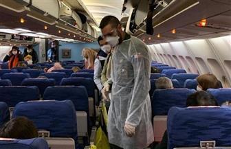 وصول طائرة تقل 250 فرنسيا وأوروبيا من ووهان الصينية إلى فرنسا