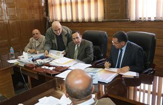 محافظ شمال سيناء يعقد اجتماعا لمناقشة فرص الاستثمار بالمحافظة | صور
