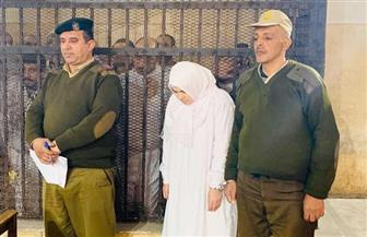 جنايات المنصورة: السجن 6 سنوات للجدة المتهمة بتعذيب حفيدتها جنة | صور