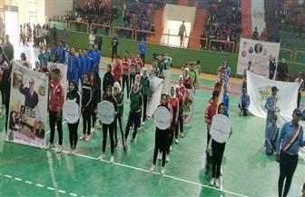 24 مدرسة تشارك فى بطولة المدارس الرياضية بالوادى الجديد