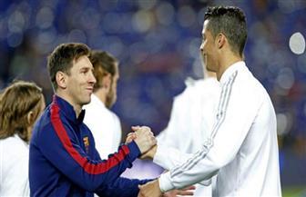 ميسي يتحدث عما فقده ريال مدريد برحيل كريستيانو وأزمة برشلونة الأخيرة