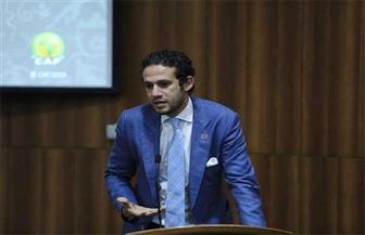 محمد فضل: إعلان شركات الأهلي قرار تاريخي