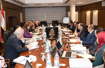 ثلاثة وزراء يتابعون الموقف التنفيذي لبرنامج التنمية المحلية بمحافظات صعيد مصر | صور