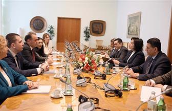 سلسلة من اللقاءات الرسمية للوفد المصري لتعزيز العلاقات بين مصر وصربيا في مجال السياحة | صور