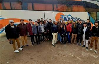 معسكر شباب «الحركة الوطنية» ينطلق إلى المنيا