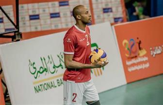 عبدالله عبدالسلام: طموحات الأهلي بلا حدود في البطولة العربية للكرة الطائرة