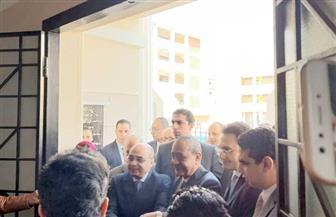 وزير العدل يفتتح المحكمة الاقتصادية بالإسماعيلية |صور
