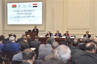 """أولاكوفيتش يدعو رجال الأعمال المصريين للمشاركة في المعارض المتخصصة بـ""""مينسك"""""""