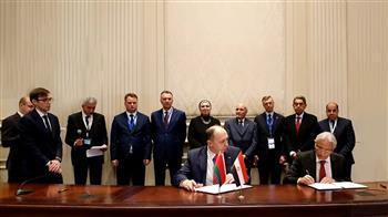 رئيس الجانب البيلاروسي بمجلس الأعمال المشترك: نسعى لإقامة منطقة صناعية على الأراضي المصرية