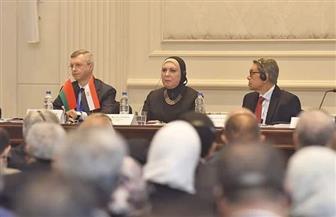 توقيع 12 اتفاقية ومذكرة تفاهم بين مصر وبيلاروسيا لتعزيز التعاون بحضور وزيرى التجارة والإنتاج الحربي|صور
