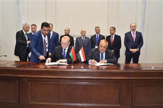 """اتفاقية تعاون وشراكة بين """"العربية للتصنيع"""" والأكاديمية الوطنية للعلوم البيلاروسية في مختلف المجالات"""