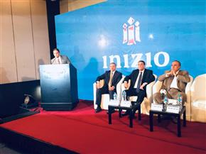 بدء المؤتمر الصحفي للإعلان عن افتتاح معرض العاصمة الإدارية العقاري الذي تنظمه مؤسسة الأهرام |صور