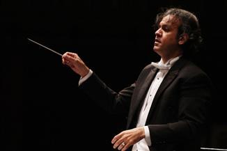 هشام جبر يقود ثلاثي موسيقي نمساوي احتفالا بمرور ٢٥٠ عاما على ميلاد بيتهوفن | صور