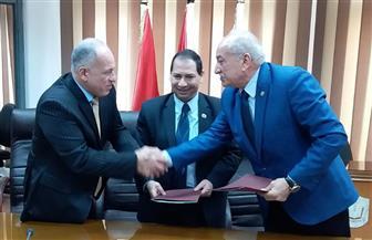 التعليم العالي: بروتوكول تعاون بين معهد إعداد القادة وجامعة بورسعيد|صور