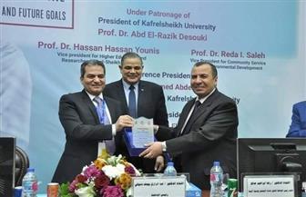 طب كفر الشيخ تنظم المؤتمر السنوي الأول | صور
