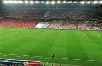 انطلاق مباراة السوبر المصري بين الأهلي والزمالك في الإمارات