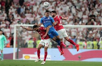 الزمالك بطلا لكأس السوبر المصري بركلات الترجيح بنتيجة 4 - 3