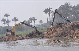 """إزالة تعديات على 32 ألف م2 من جانبي النيل خلال """"الموجة 15"""""""
