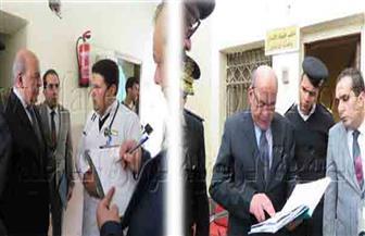 لجنة أمنية لتفقد أقسام الشرطة بالسويس وقافلة طبية للكشف على المحتجزين
