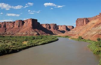التغير المناخي يسهم في تراجع تدفق نهر كولورادو