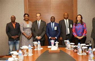 وزارة الاتصالات تعرض خبراتها لتعزيز التعاون مع الدول الإفريقية | صور
