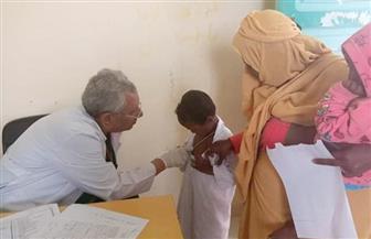 الكشف على 173 مواطنا في قافلة طبية مجانية برأس حدربة جنوب البحر الأحمر | صور