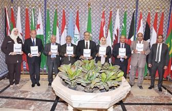 إعلان التقرير العلمي وتوصيات منتدى تحديات الثقافة القانونية في الوطن العربي   صور