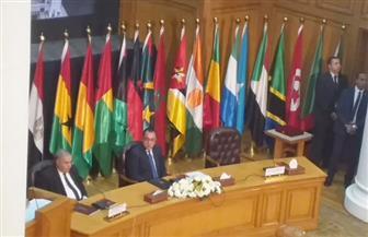 رئيس الوزراء يشارك في اجتماع رؤساء المحاكم والمجالس الدستورية العليا الإفريقية