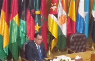 مدبولي: مصر كانت عند الثقة التي منحتها لها دول إفريقيا