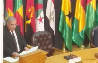 رئيس «الدستورية العليا»: محاربة الإرهاب من أهداف اجتماع رؤساء المحاكم الإفريقية