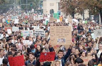 """مظاهرة ضد التحريض وازدراء الإنسان في مدينة الهجوم العنصري """"هاناو"""" الألمانية"""