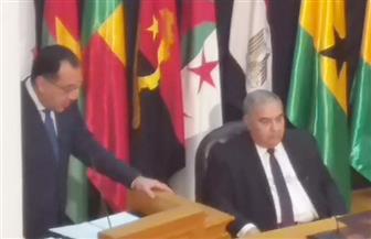 نص كلمة رئيس الوزراء أمام اجتماع القاهرة الرابع لرؤساء المحاكم الإفريقية