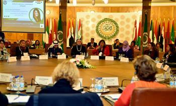وزيرة التجارة تفتتح المؤتمر الدولي السنوي السادس لسيدات شركاء النجاح