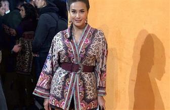 هند صبري تعود من إيطاليا لاستكمال تصوير مسلسلها الجديد مع أحمد عز |صور