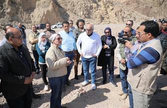 من الفيوم إلى جنوب سيناء.. تعرف على تفاصيل جولة وزيرة البيئة داخل محميات مصر الطبيعية |صور