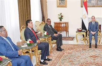 الرئيس السيسي: الاتفاق بشأن سد النهضة يحفظ التوازن بين مصالح مصر وإثيوبيا والسودان