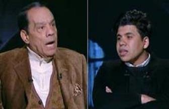 """حلمي بكر يعنف عمر كمال: """"معاه دبلوم صنايع ومينفعش يدخل نقابة الموسيقيين"""""""