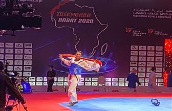 سيف عيسى يتأهل إلى أوليمبياد طوكيو | صور
