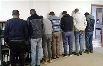 ضبط 9 عناصر إجرامية تخصصت في ارتكاب جرائم السرقات بالإسكندرية