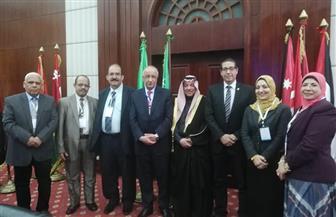 رئيس هيئة المساحة يعرض تجارب مصر فى إدارة المعلومات الجغرافية المكانية بورشة عمل أممية بالجزائر