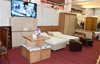 غدا.. افتتاح معرض جامعة القناة لمنتجات الوزارات والمؤسسات المختلفة | صور