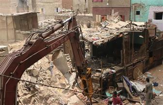 محافظة القاهرة تبدأ فى إزالة منطقة حكر السكاكيني بحي الشرابية