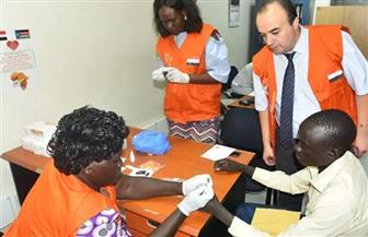 «الصحة»: إطلاق قافلة طبية في مجال الرمد لجنوب السودان