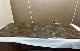 ضبط عنصر إجرامي بحوزته 336 طربة لمخدر الحشيش بنفق الشهيد أحمد حمدي