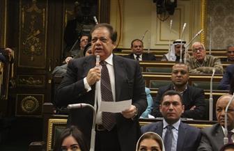 محمد أبو العينين يؤدي اليمين الدستورية نائبا عن الجيزة