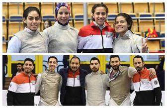 رئيس اتحاد السلاح: فخور بسيدات ورجال المنتخب بعد التأهل إلى الأوليمبياد