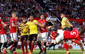 مانشستر يونايتد يقترب من المركز الرابع بعد الفوز على واتفورد بثلاثية بالبريميرليج